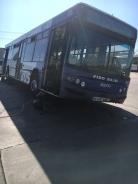 ELEVACION SEGURA de un autobus