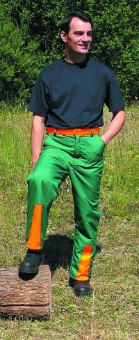 Pantalon forestal gran confort